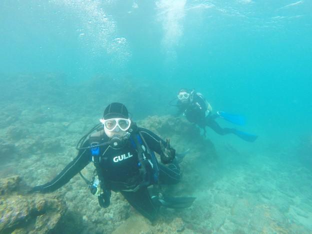 体験ダイビングinYakushima
