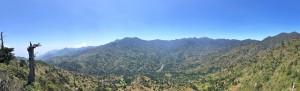 太鼓岩からの眺め