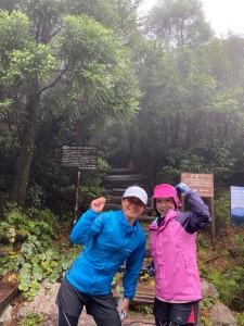 約10時間の雨業が終わったー!!@淀川登山口